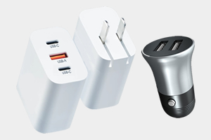 Charger and adaptor